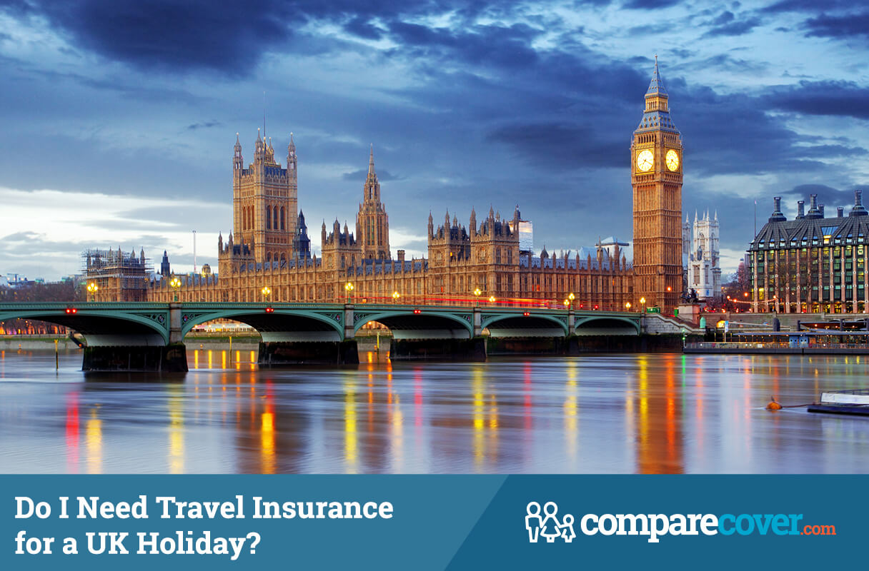 Do You Need Travel Insurance for UK Holidays?