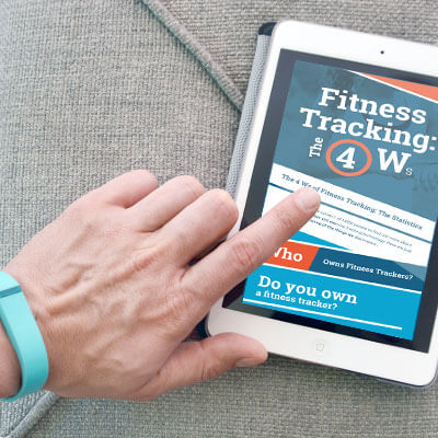The 4 Ws of Fitness Tracking: The Statistics