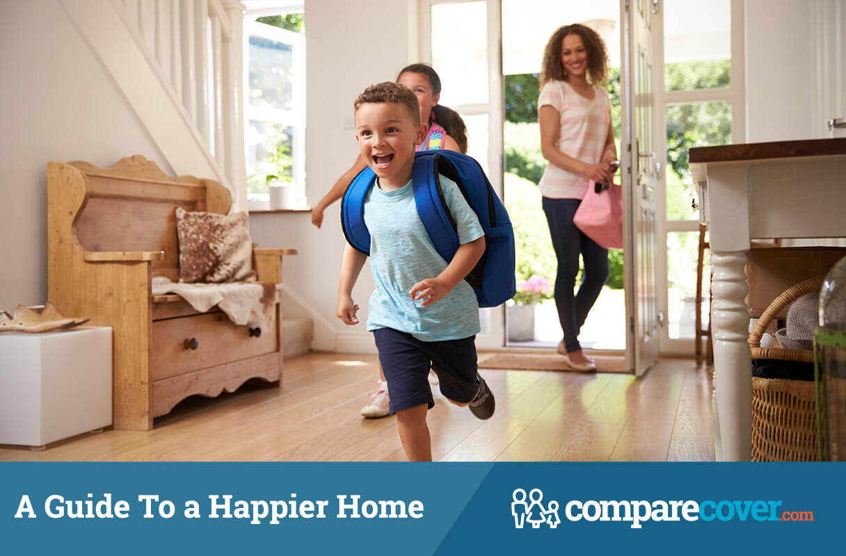 A Guide To a Happier Home