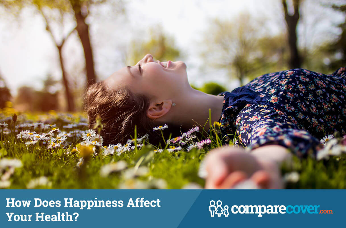 How Does Happiness Affect Your Health?