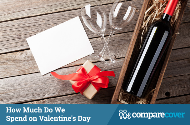 How Much Do We Spend on Valentine''s Day?