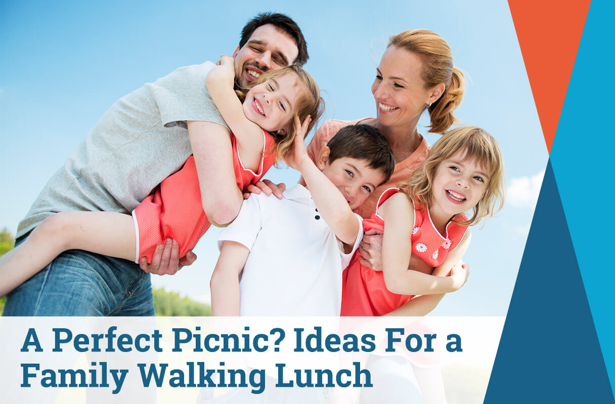 A Perfect Picnic? Ideas for a Perfect Family Walking Lunch