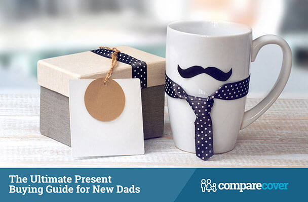 The Ultimate Present-Buying Guide for New Dads