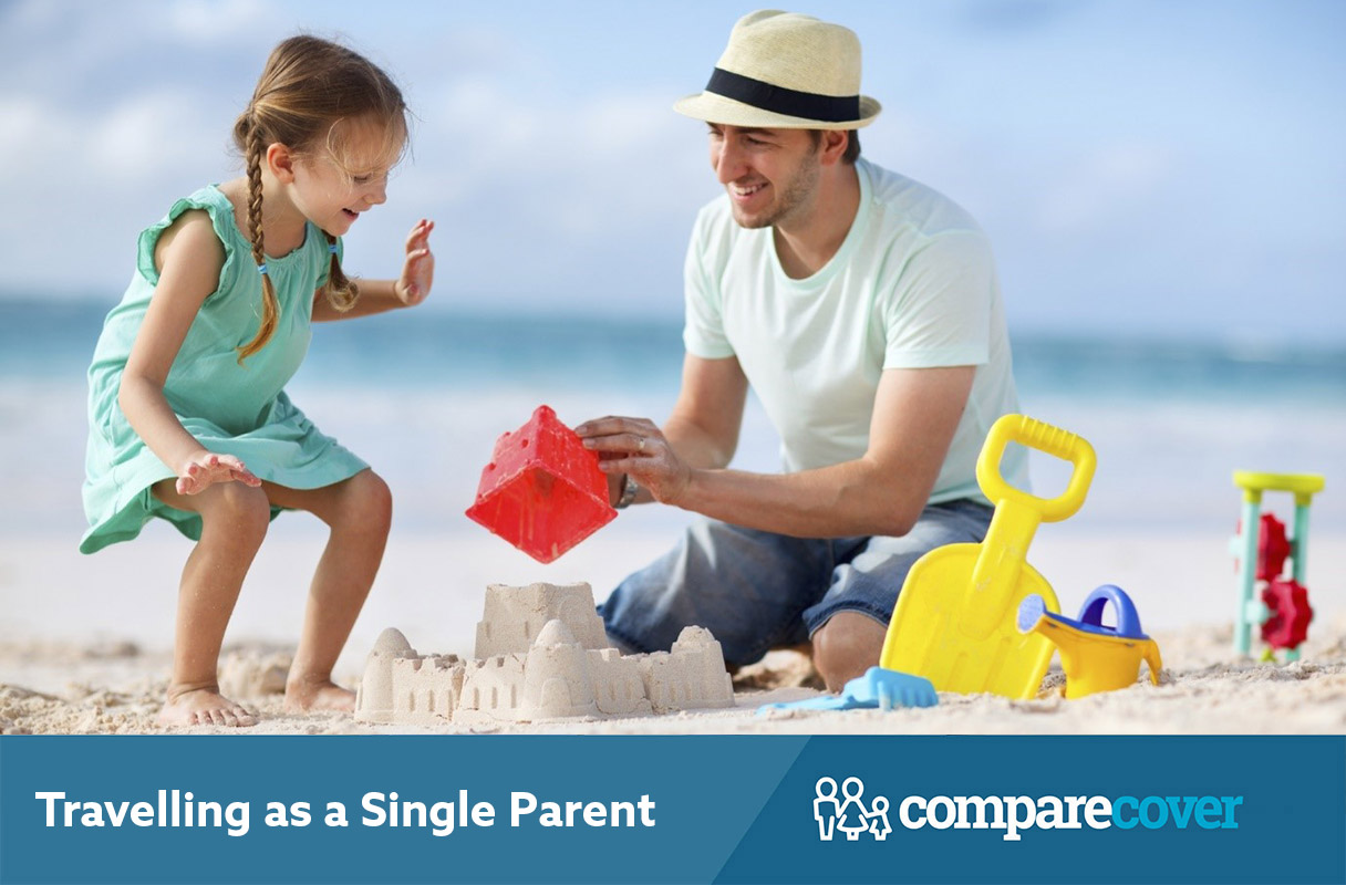 Travelling as a Single Parent