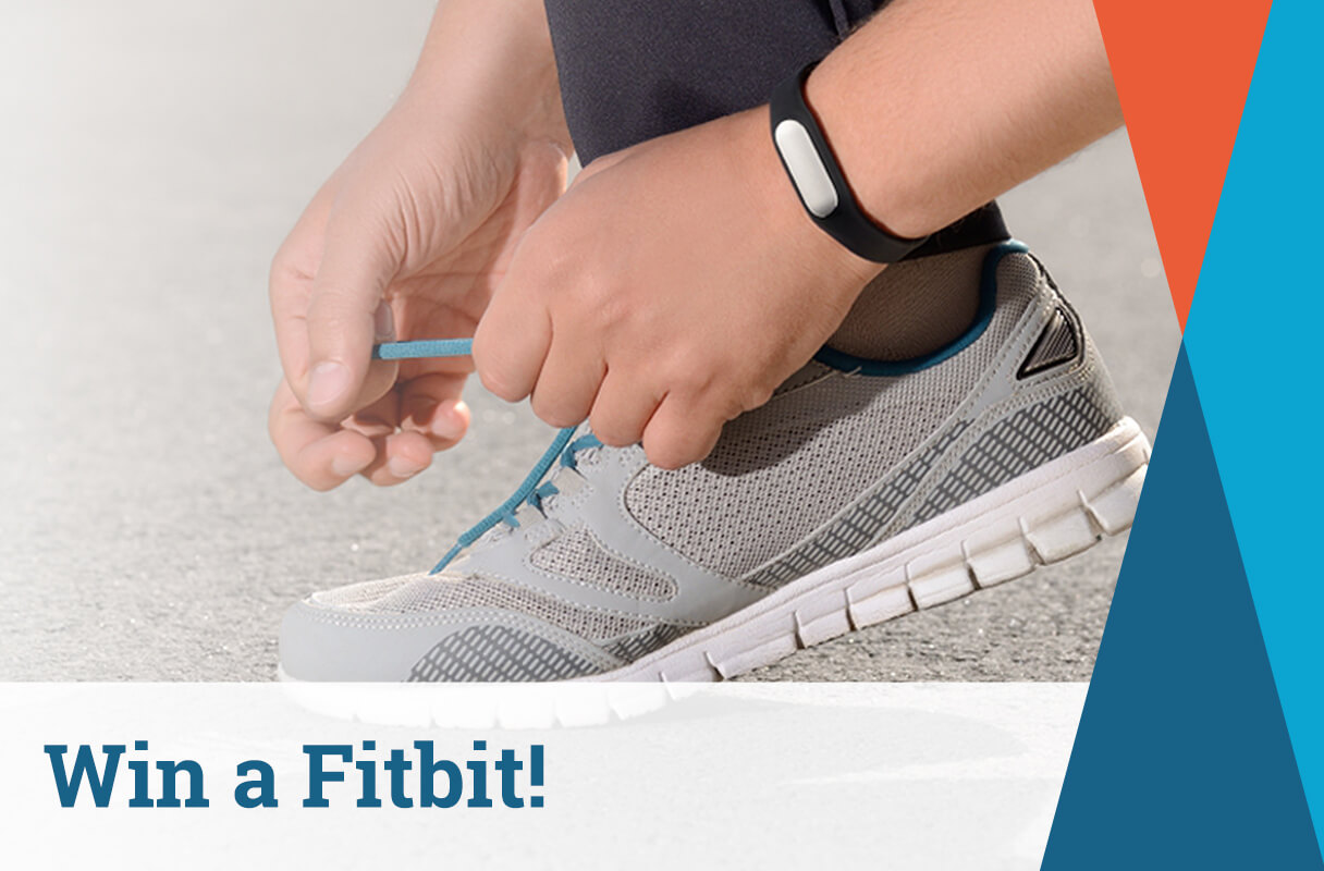 Win A State of the Art Fitness Tracker!