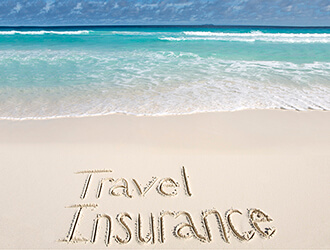 What is travel insurance image